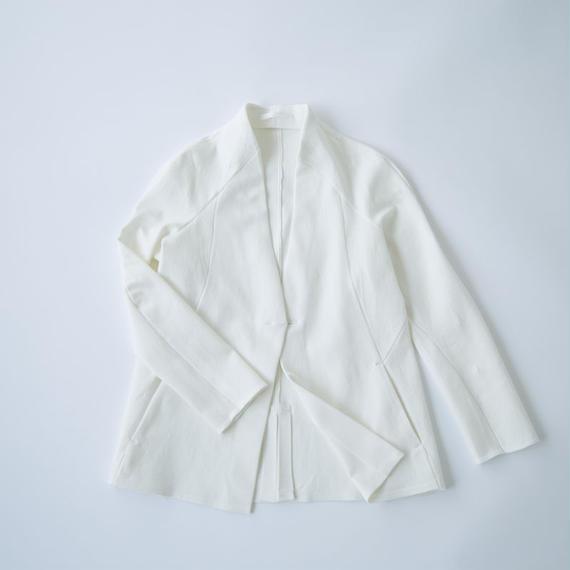 Women's Work Jacket / White