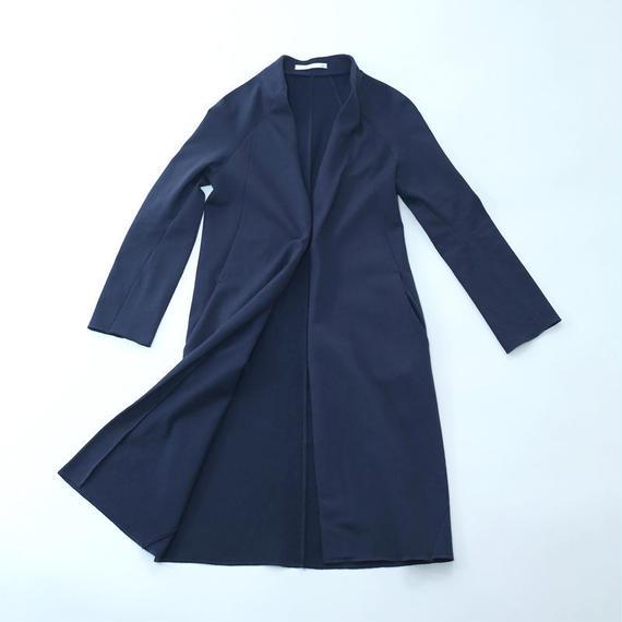 Women's Work Coat ( navy blue )