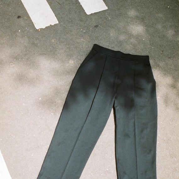 Women's Work Pants [ブラック]