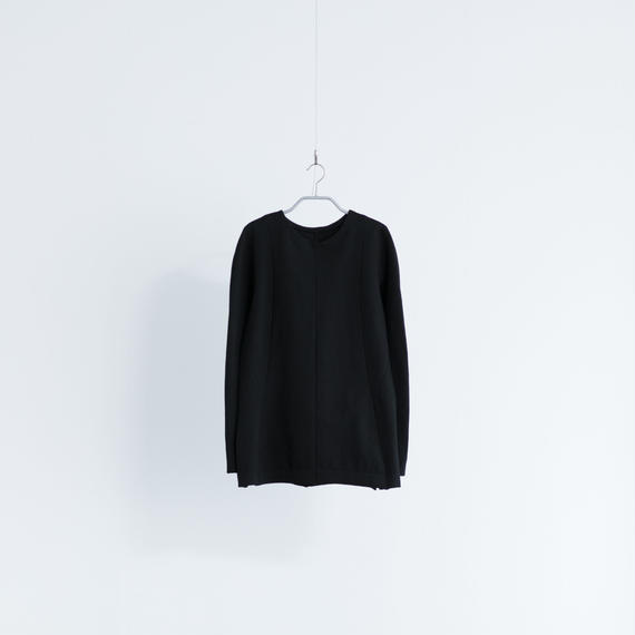 Women's Work Sweater ラウンドネック