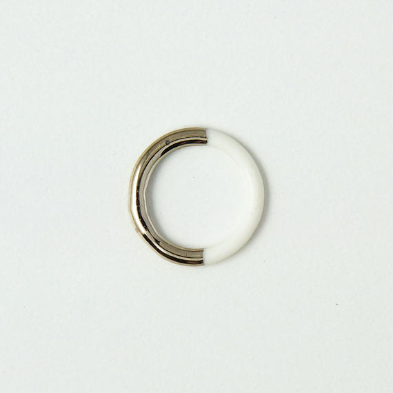 THIS SIDE  Ring Platinum