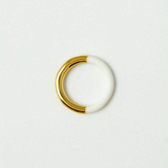 THIS SIDE  Ring Gold