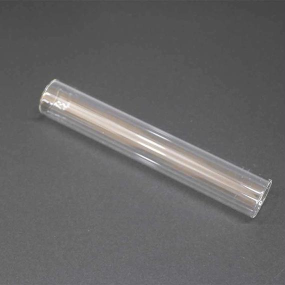 ガラス管 直径25mm × 長さ150mm