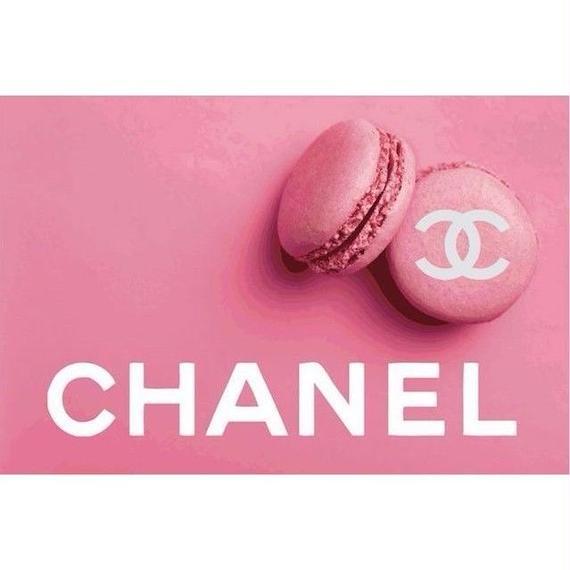 キャンバス530×410×D20mm 【 Pink Macaron #yg14 】