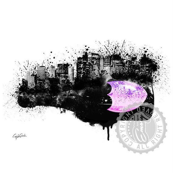 キャンバス 410×273×D20mm 【 DOM PERIGNON City 】