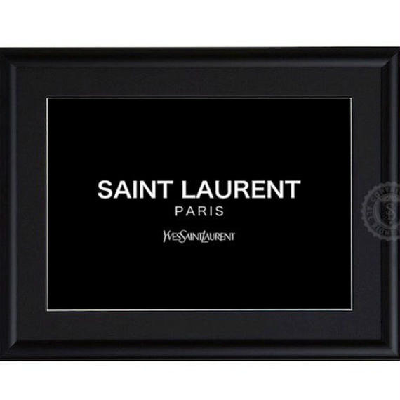 A4 ポスターフレームセット 【 S × L PARIS #td63 】