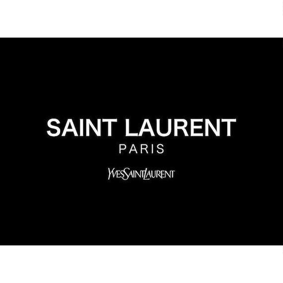 キャンバス410×273×D20mm 【 S × L PARIS #td63 】