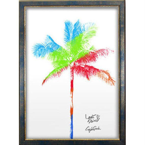 A2 高級フレームセット 『 カペラ 』【 One palm tree 】