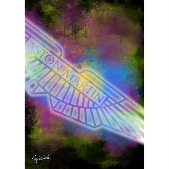 キャンバス 410×273×D20mm 【 Wing 】
