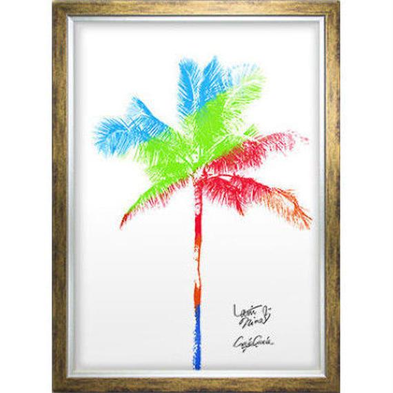 A4 高級フレームセット 『 レグルス 』【 One palm tree 】