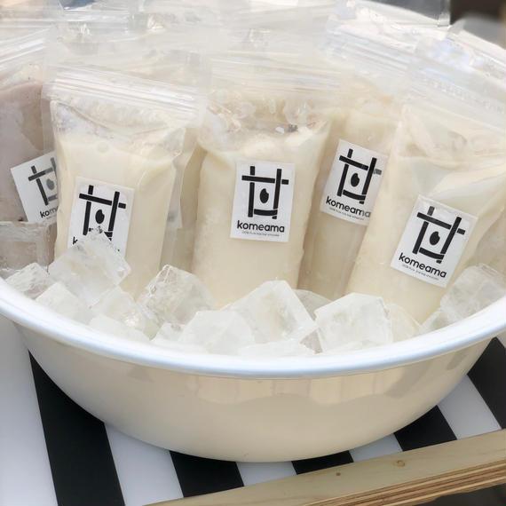 【定期便なら10%OFF】komeama[こめあま]生米麹甘酒・プレーン 250g×10