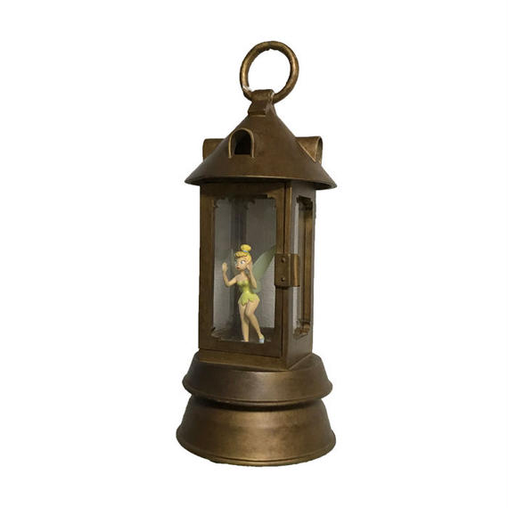 "【USED】DISNEY TINKER BELL IN LANTERN ""PIXIE IN PERIL"""