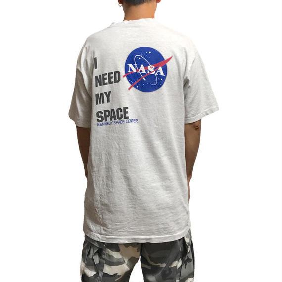 【USED】90'S  NASA T-SHIRT
