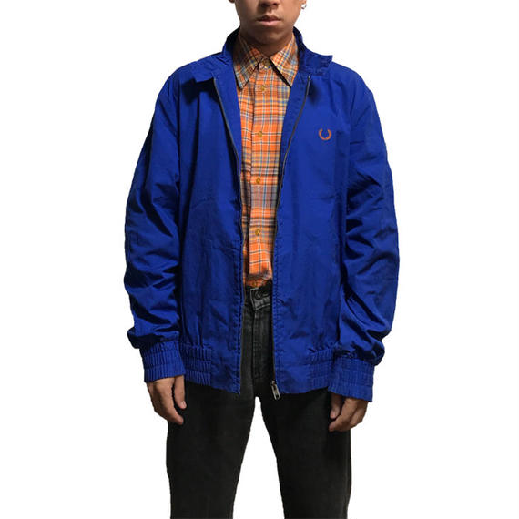 【USED】RAF SIMONS × FRED PERRY DRIZZLER JACKET