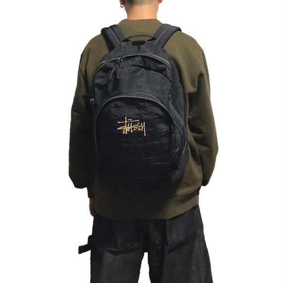 【USED】90'S STUSSY OLD DAY PACK