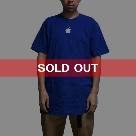【USED】APPLE STORE STAFF T-SHIRT