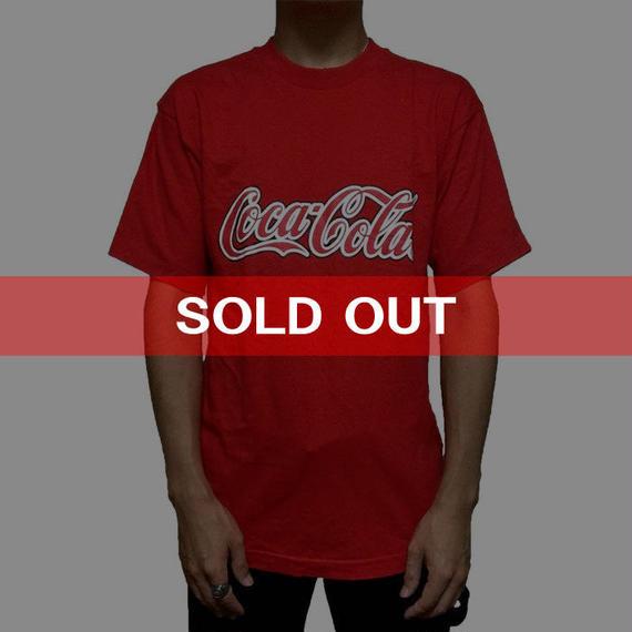 【USED】90'S COCA COLA T-SHIRT