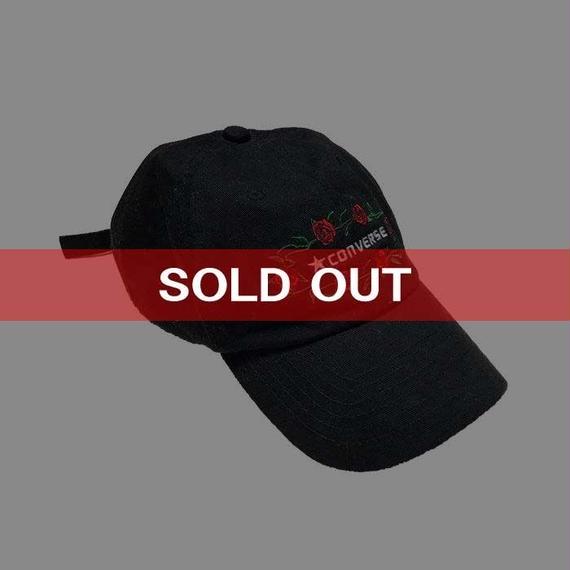 【USED】CONVERSE ROSE CAP