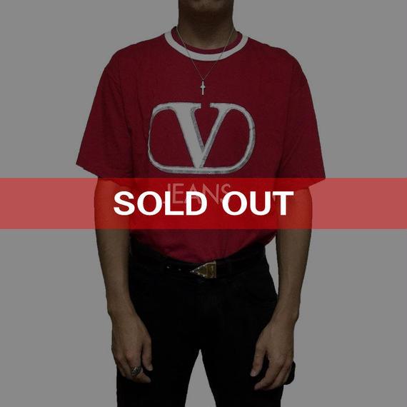 【USED】90'S VALENTINO GARAVANI JEANS T-SHIRT