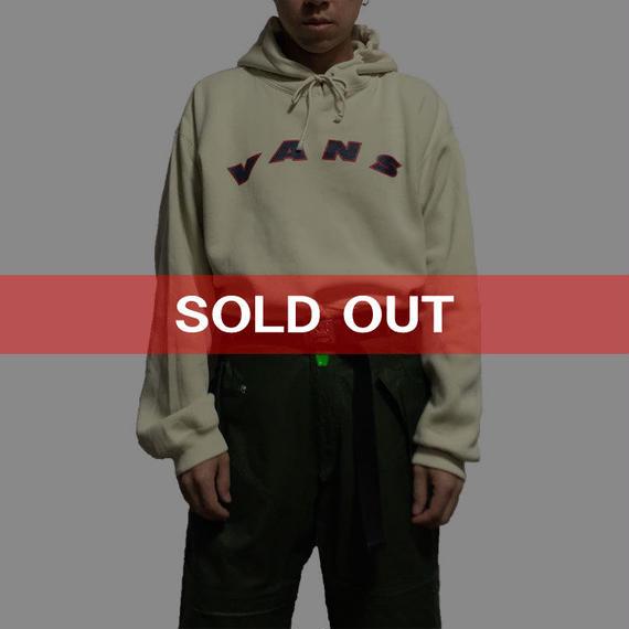 【USED】00'S VANS HOODIE