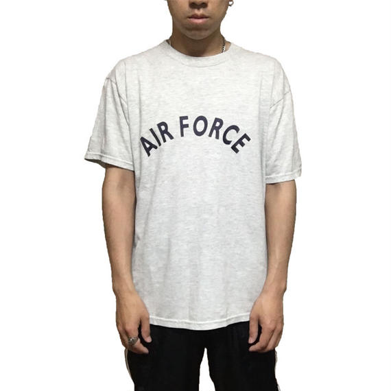 【USED】AIR FORCE LOGO T-SHIRT