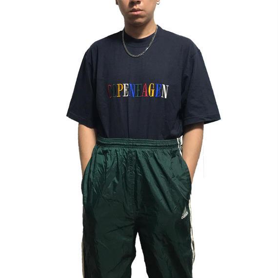 【USED】90'S COPENHAGEN SOUVENIR T-SHIRT