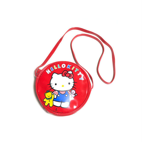 【USED】80'S HELLO KITTY POCHETTE