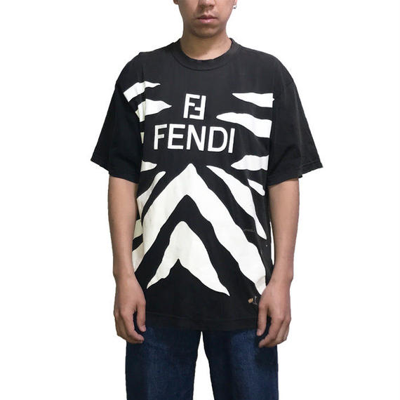 【USED】90'S FENDI T-SHIRT