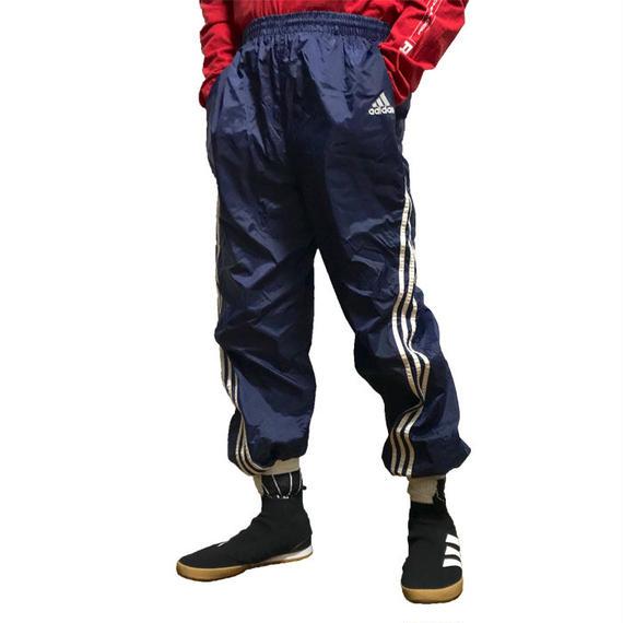 【USED】90'S ADIDAS 3-STRIPES NYLON TRACK PANTS