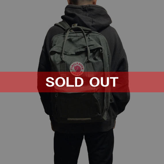【USED】FJALLRAVEN KANKEN BACKPACK