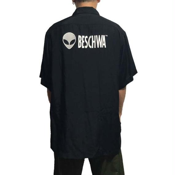 【USED】90'S  BESCHWA S/S SHIRT