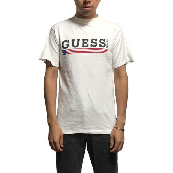 【USED】90'S  GUESS JEANS T-SHIRT