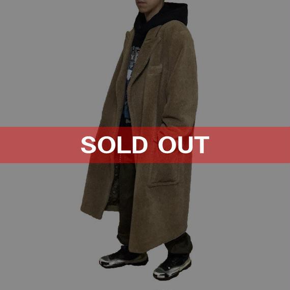【USED】JEAN PAUL GAULTIER HOMME OVERSIZED COAT