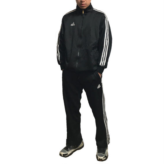 【USED】90'S ADIDAS 3-STRIPES TRACKSUITS