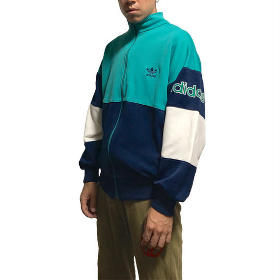 【USED】90'S ADIDAS OLD TRACK JACKET