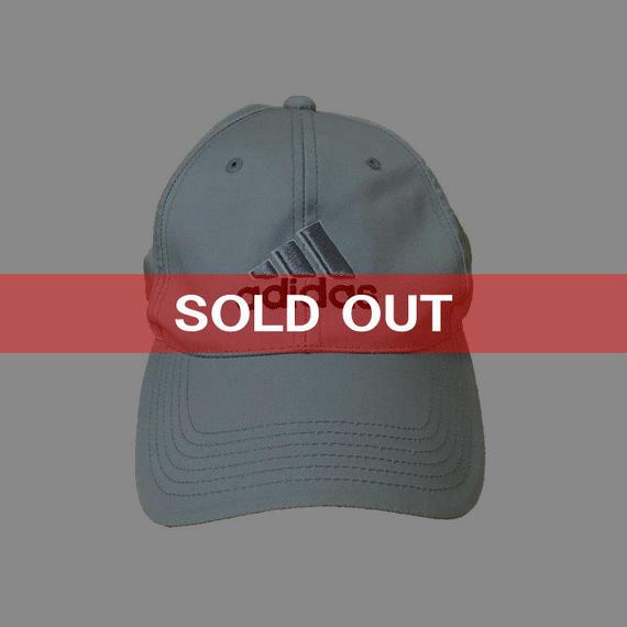 【USED】90'S ADIDAS 3-STRIPES LOGO CAP