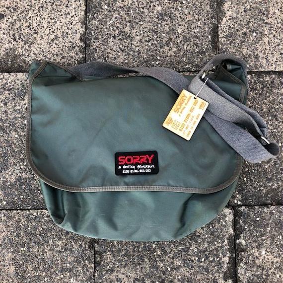 SORRY feat.Orobianco Shoulder Bag