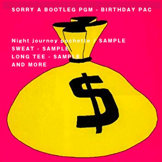 BIRTHDAY PAC (M-SIZE)