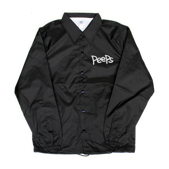 Peeps - 5days Sex 2dasy skate coach jacket