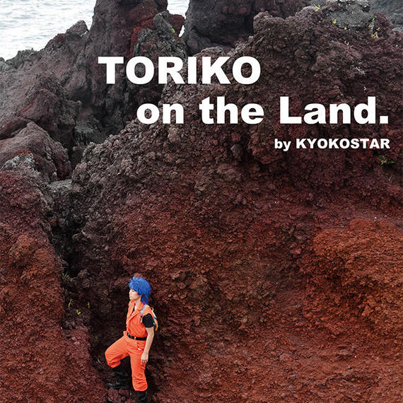 "写真集""TORIKO on the Land."""