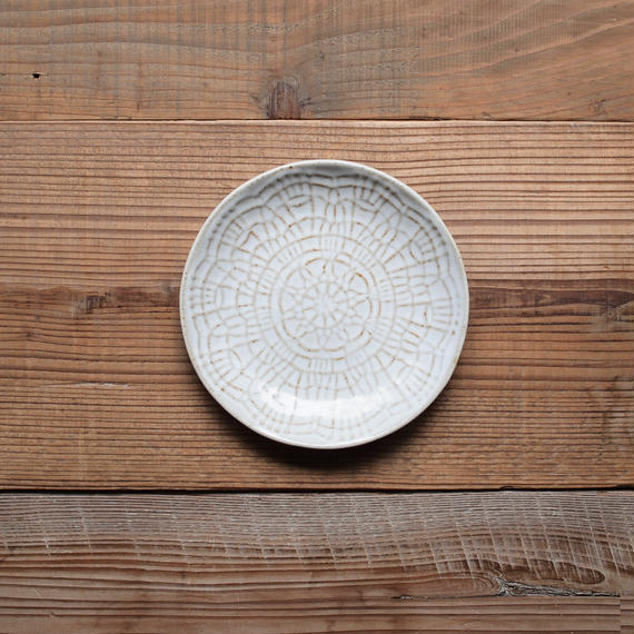 Doily   plate M