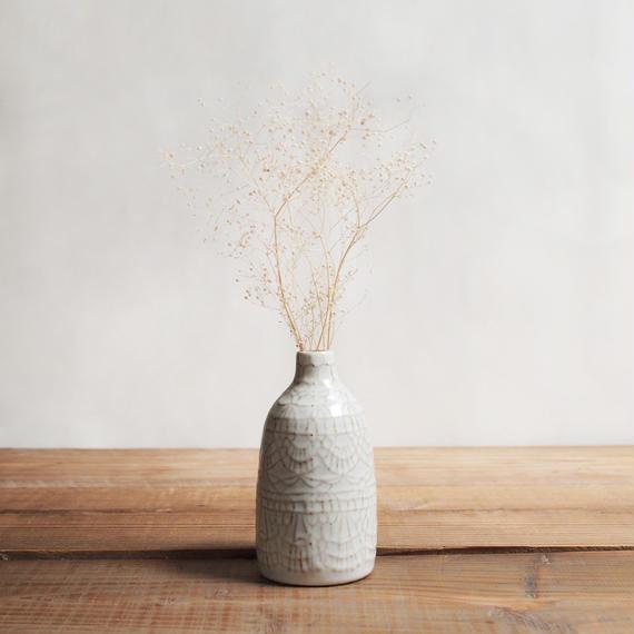 Doily  vase  S