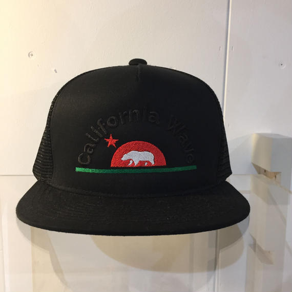 CaliforniaWave cap