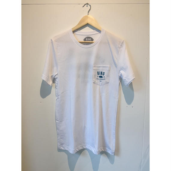 BING surfboard Tシャツ