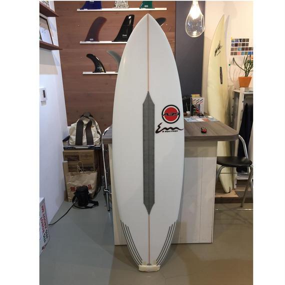 A39 surfboard  BLENDER  hybrid