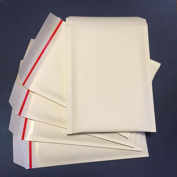 クッション封筒5枚セット(国内メーカー製)