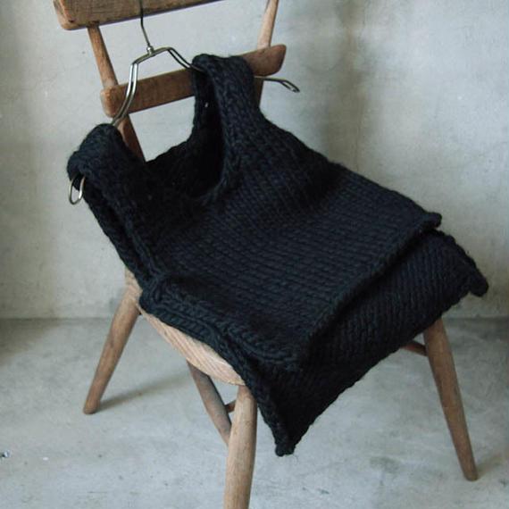 chiihao x nii-B peru vest black
