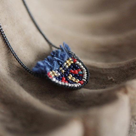ishi jewelry necklace B