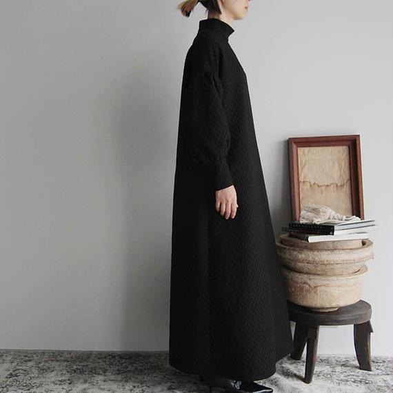 NOTA aube dress black