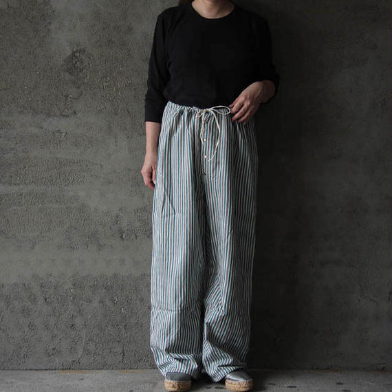 "bulgaria pajamas pants ""dead stock"" C"